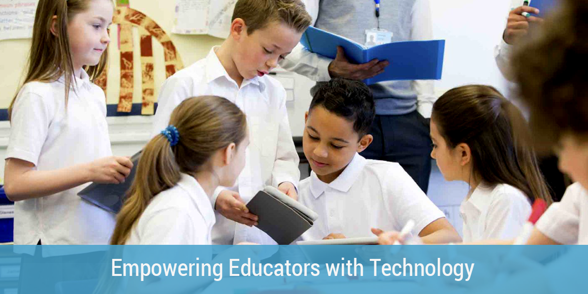 Empowering Educators with Technology